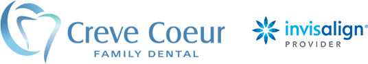 Creve Coeur Family Dental and Invisalign logos